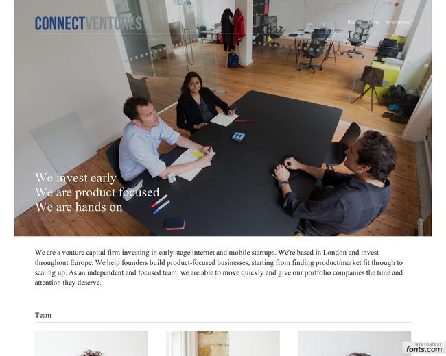Connect Ventures