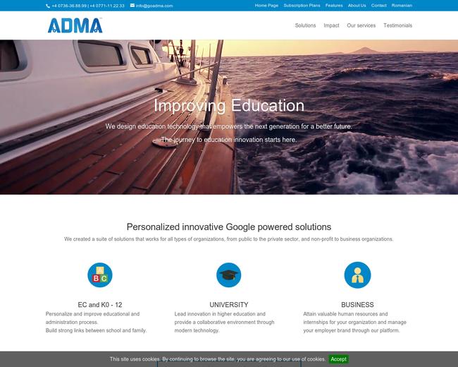 ADMA by Edu Apps