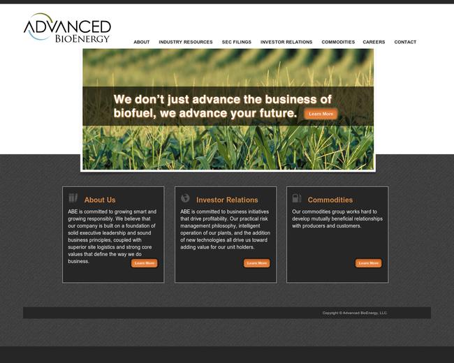 Advanced BioEnergy
