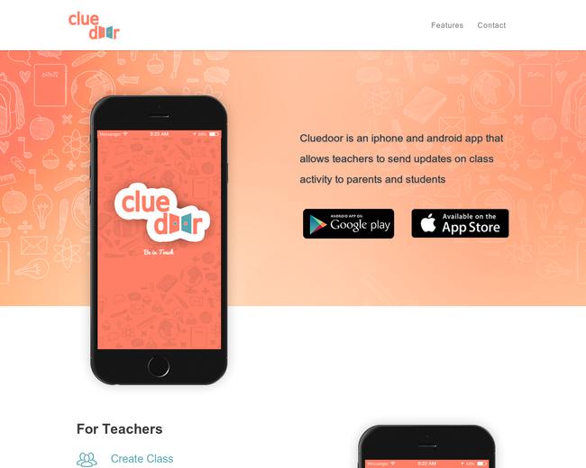 Cluedoor