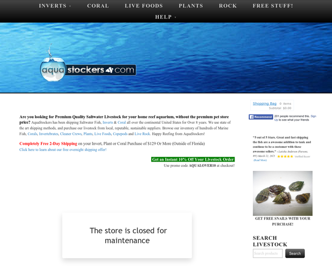 AquaStockers