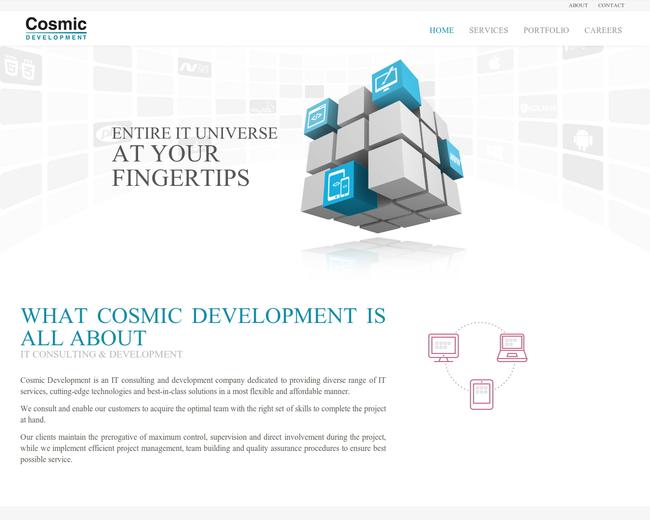 Cosmic Development