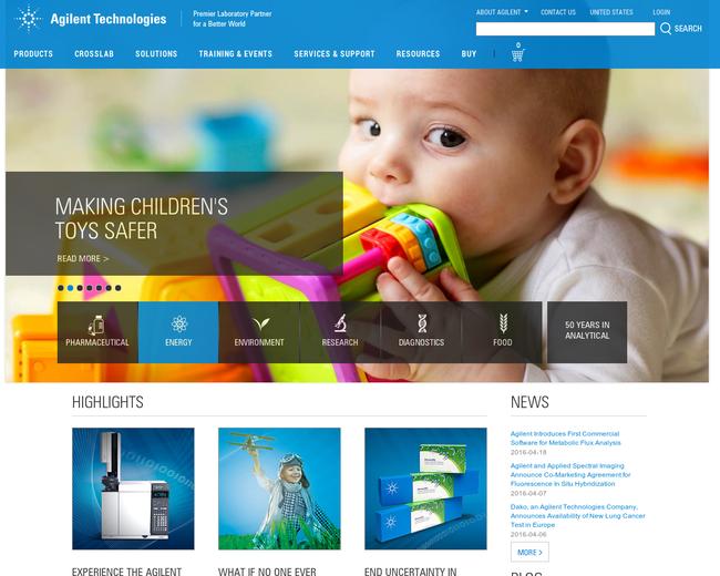 Agilent Technologies