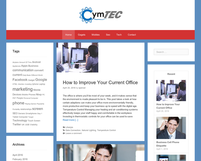 Cymtec Systems
