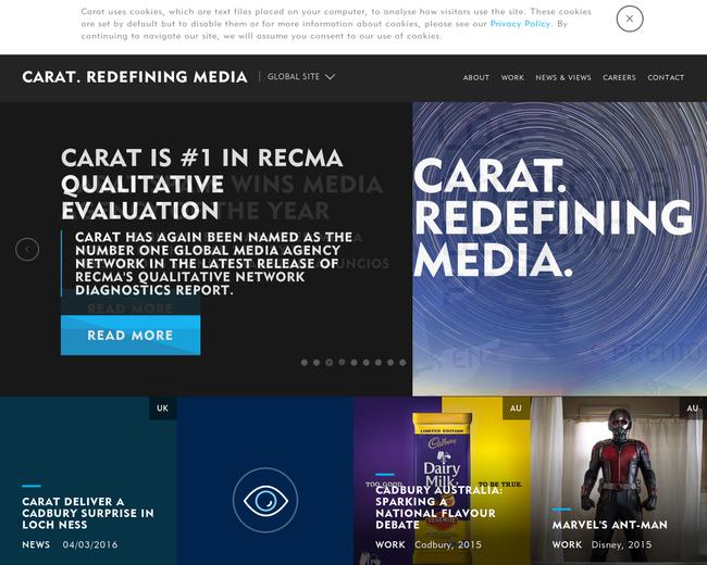 Carat Interactive