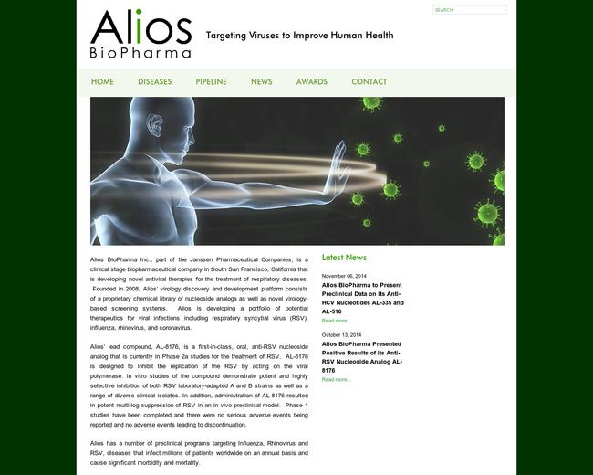 Alios Biopharma
