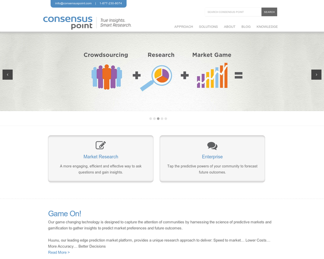 Consensus Point
