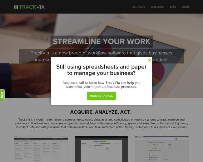 Trackvia