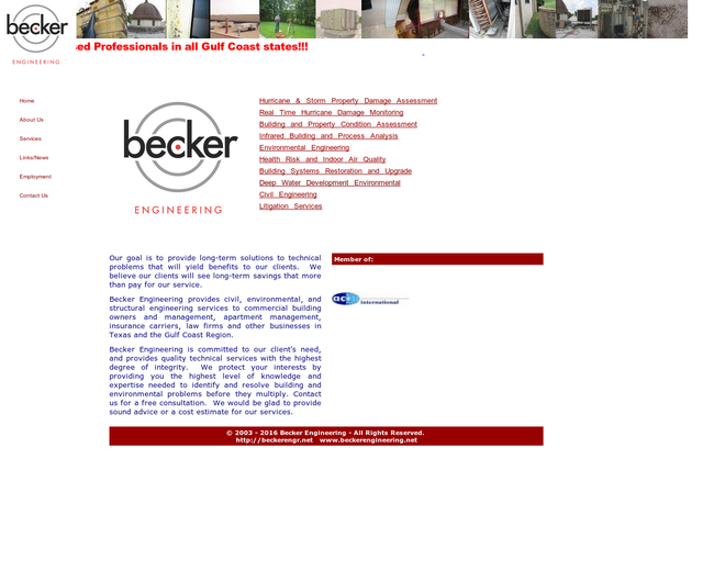 Becker Engineering