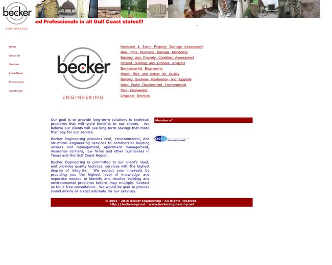 Becker Engineering