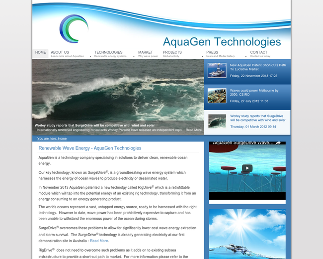 AquaGen Technologies