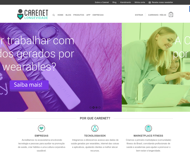 Carenet Longevity