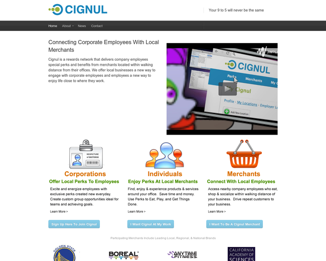 Cignul Network