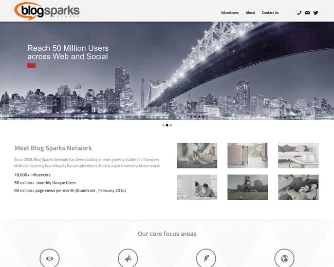 Blog Sparks Network