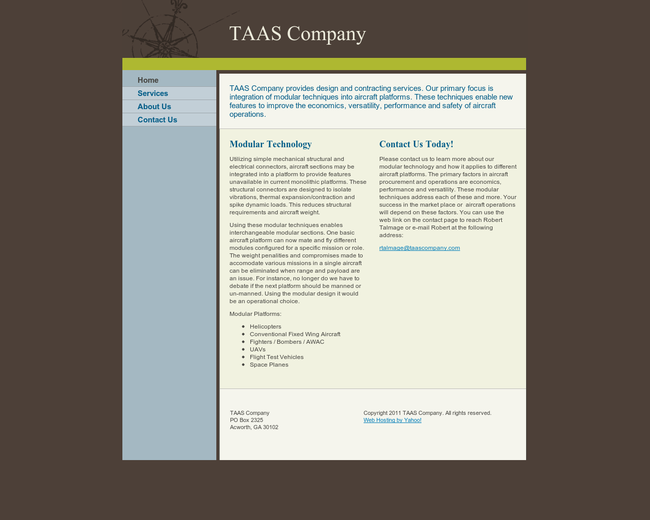 TAAS Company