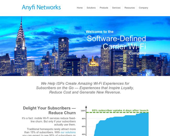 Anyfi Networks