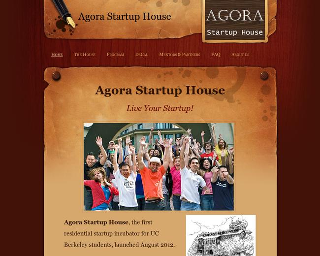 Agora Startup House