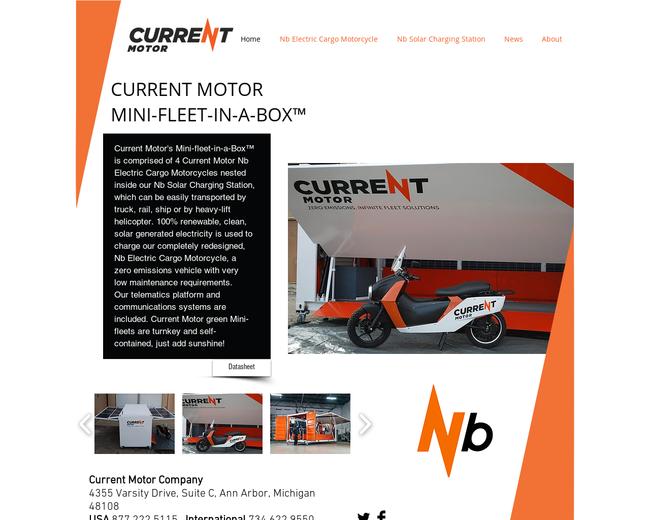 Current Motor