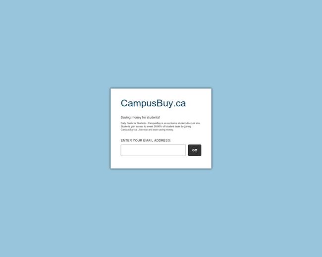 CampusBuy