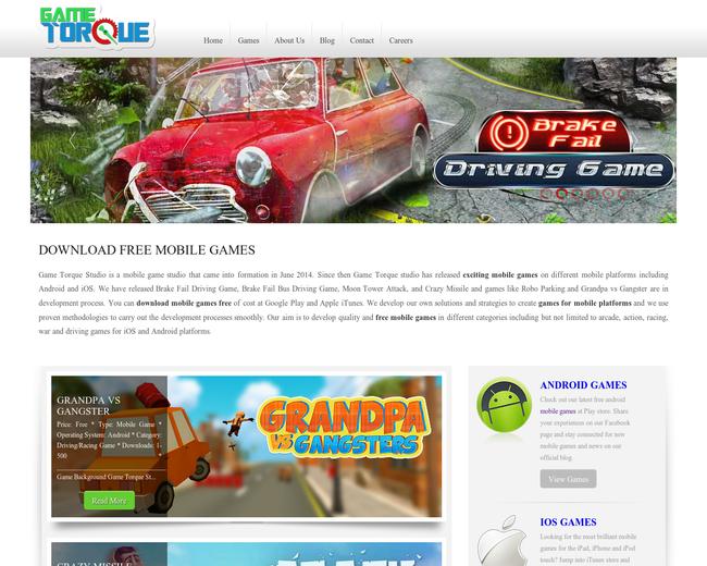 Game Torque Studio