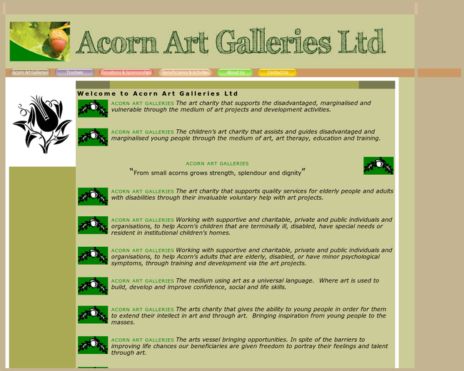 Acorn Art Galleries