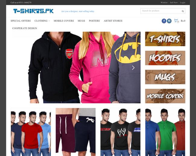 t-shirts.pk