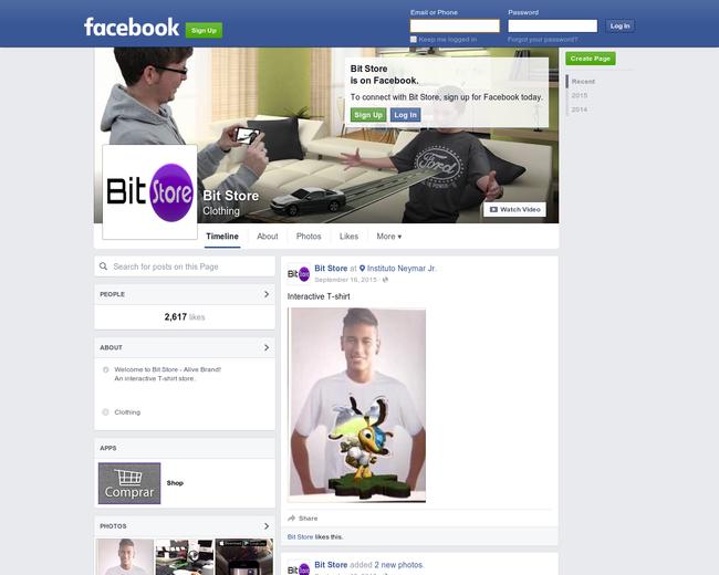 Bit Store - Alive Brand