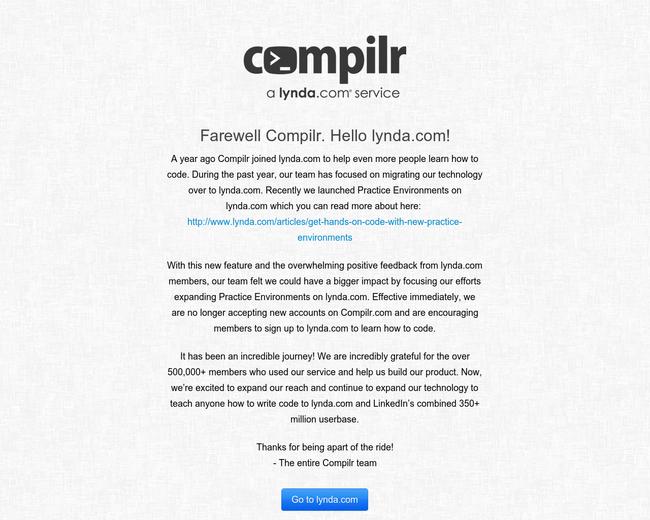 Compilr