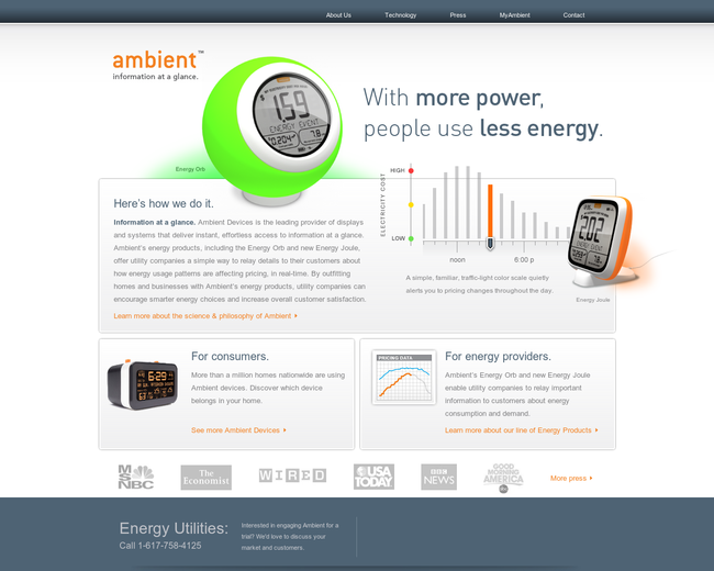 Ambient Devices