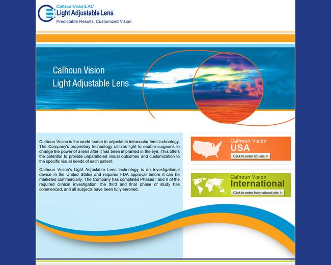 Calhoun Vision