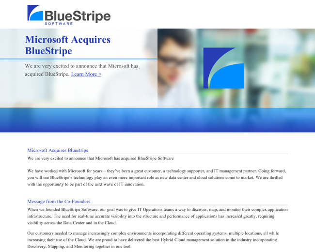BlueStripe Software