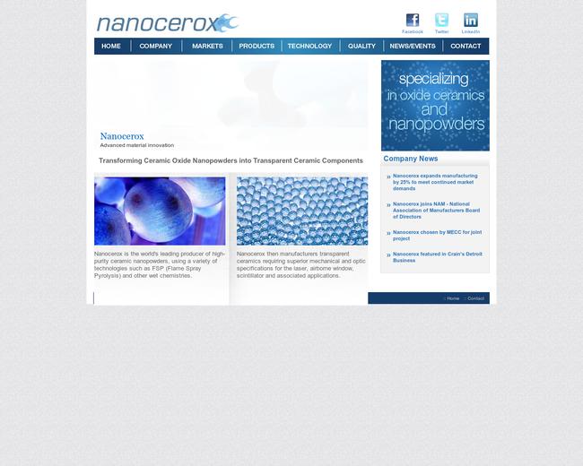 Nanocerox