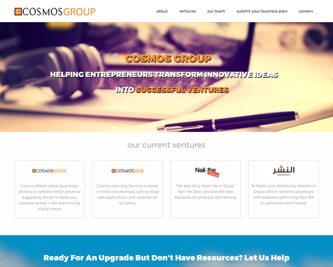 Cosmos Group