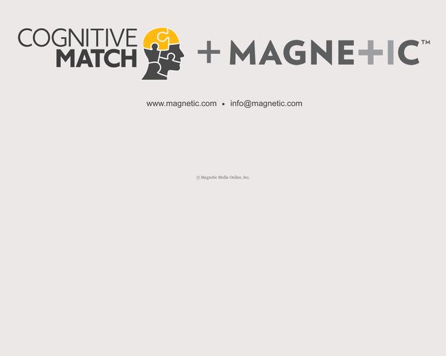 Cognitive Match