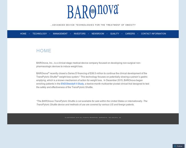 Baronova