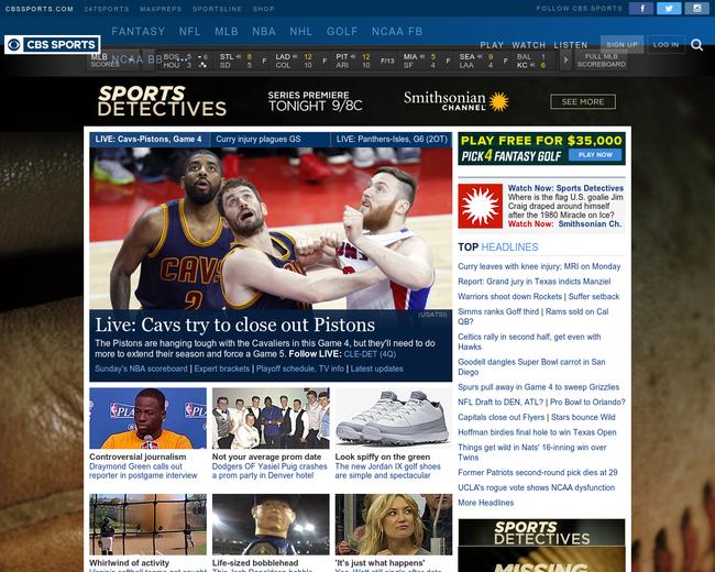Sportsline