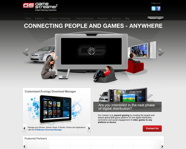 GameStreamer