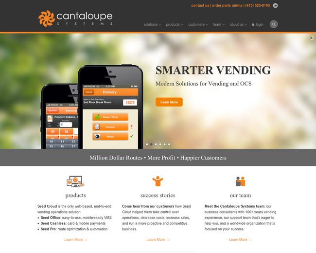 Cantaloupe Systems