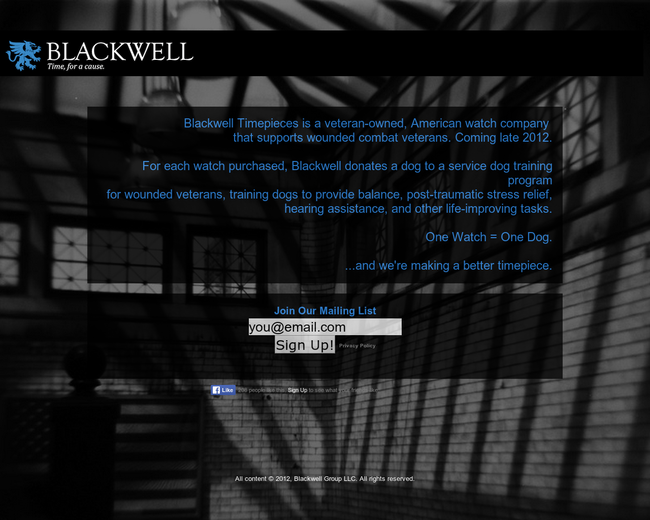 Blackwell Timepieces