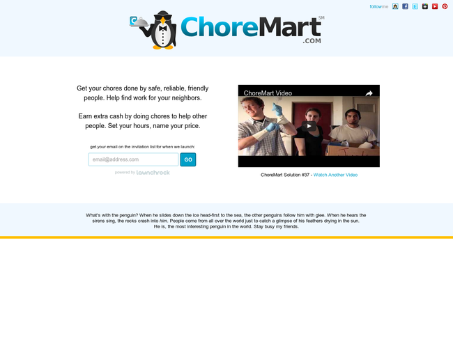 ChoreMart