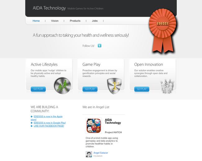 AIDA Technology
