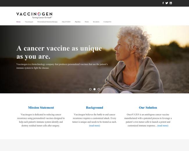 Vaccinogen