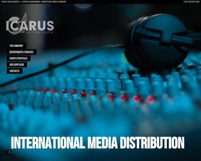 Icarus Sailing Media