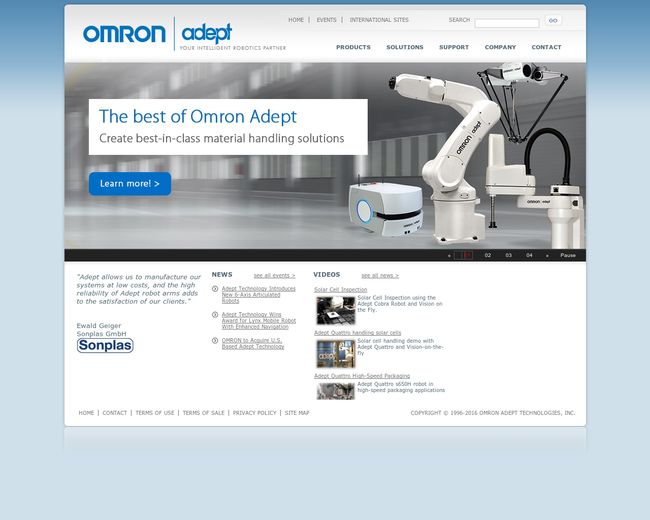 Adept Technology