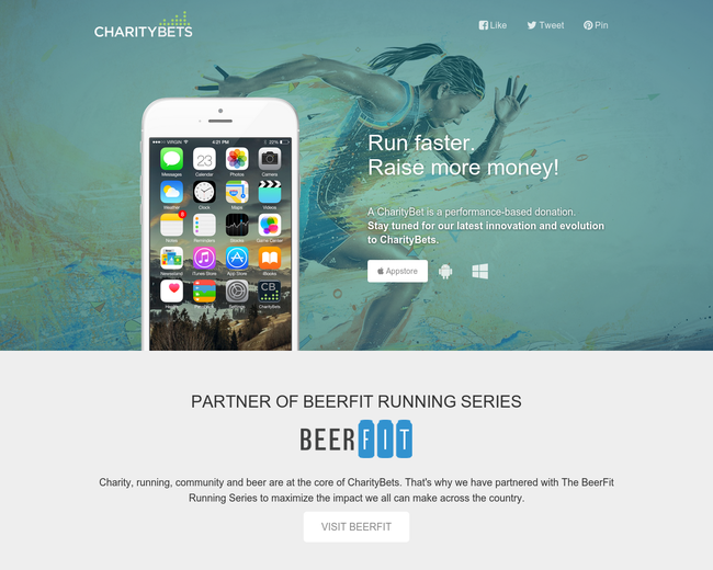 CharityBets