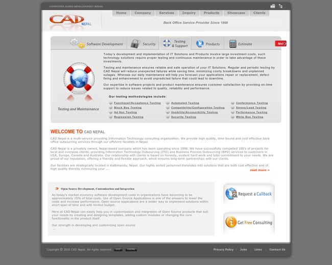CAD Nepal