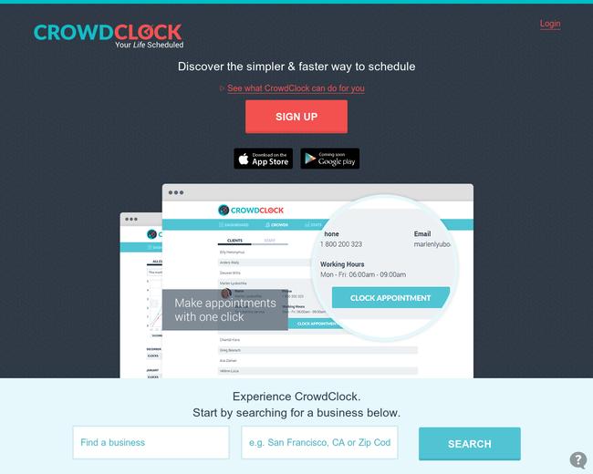 CrowdClock