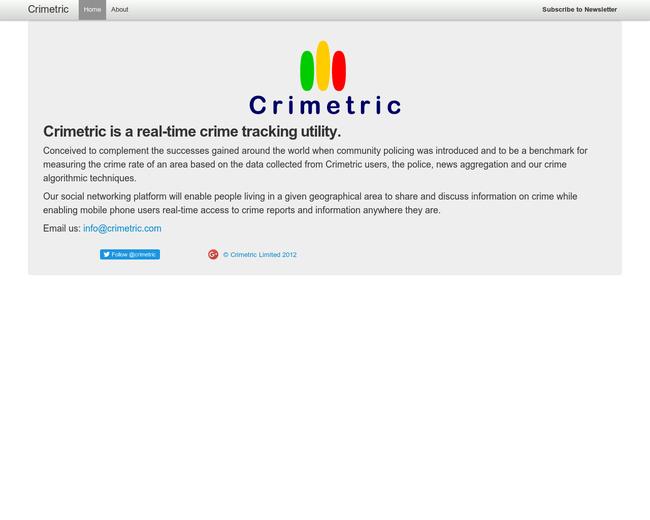 Crimetric