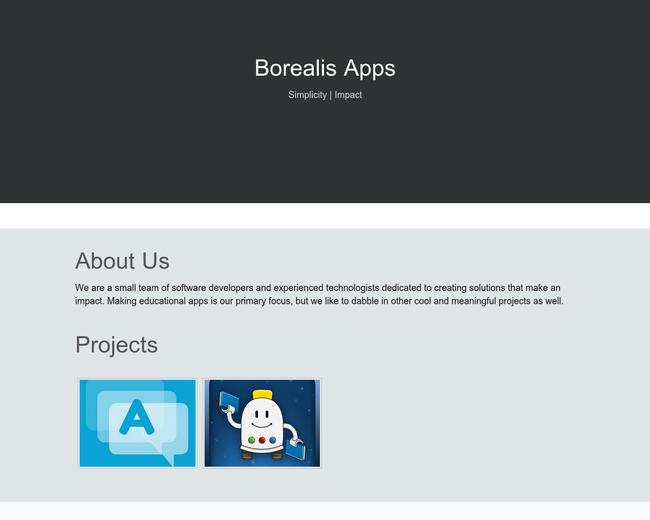 Borealis Apps