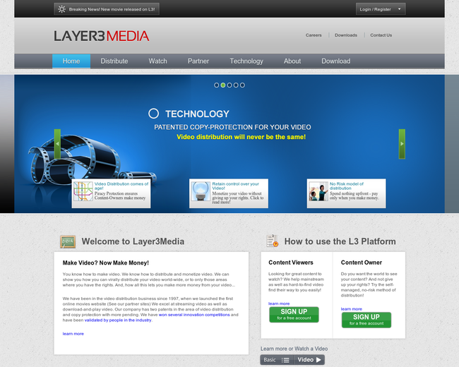 Layer Three Media